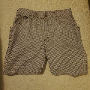 🌈VINTAGE🌈 men's flare pants.